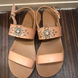 J.Crew sandals